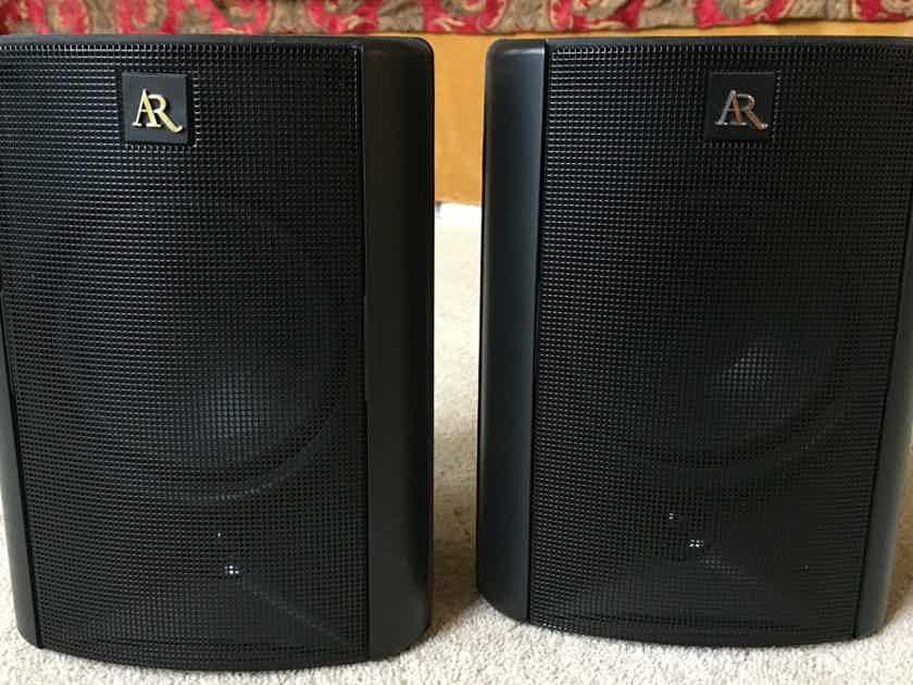 Acoustic Research EDGE 2-Way Indoor/Outdoor Speakers Black