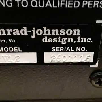 Conrad Johnson PV-12
