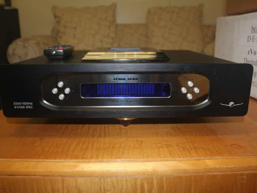 Audio Aero Capitole mkII 24/192 32bit/192kHz STARS SRC CD Player