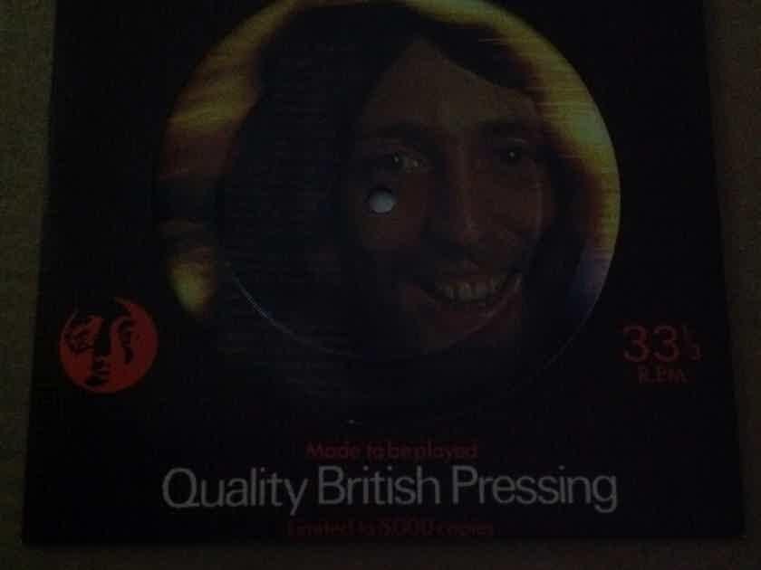 Steve Hillage - Six Pack Six Tracks Virgin Records U.K. Picture Disc 7 Inch Vinyl  NM