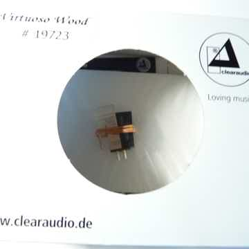 Clearaudio Virtuoso Ebony wood MM cartridge New