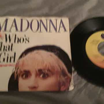 Madonna  Who's That Girl/ White Heat