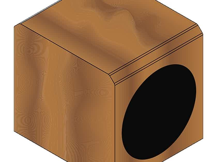 Bryston Model T-12 Powered Subwoofer (Black Ash): New-In-Box; Full Warranty; 60% Off