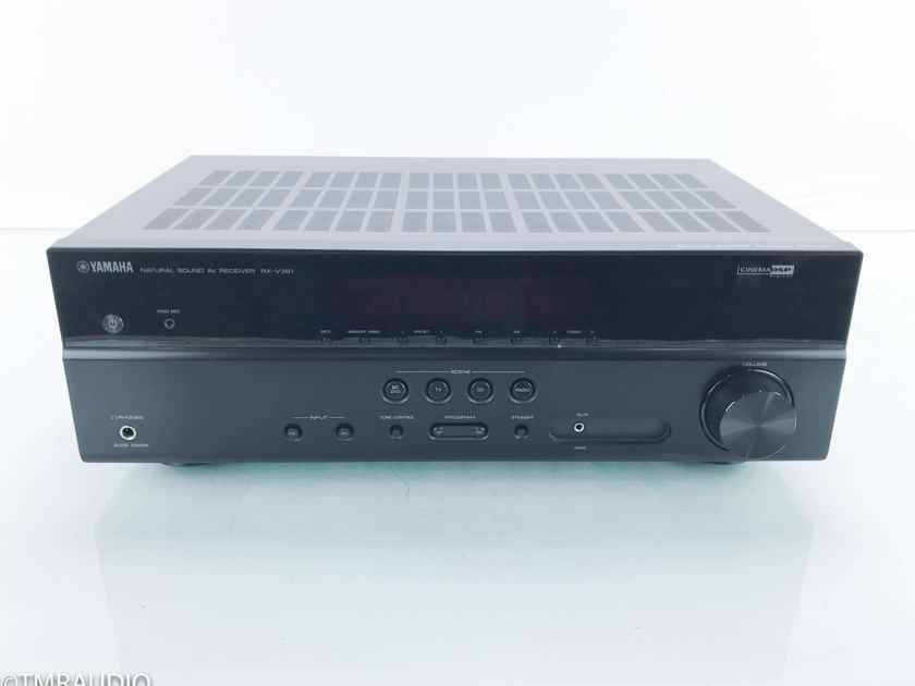 Yamaha RX-V381 5.1 Channel Home Theater Receiver RXV381; 4K; HDR (16238)