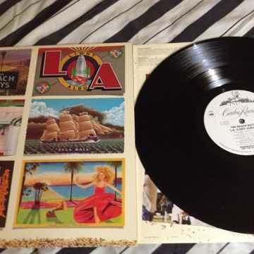 Beach Boys - LA Light Album Caribou Records White Label...