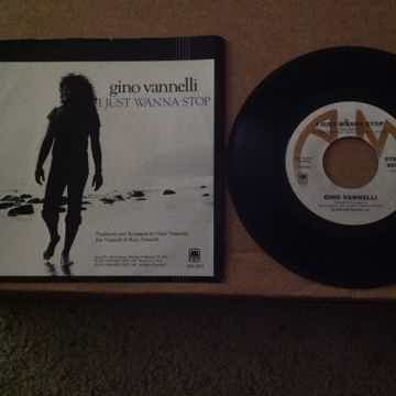 Gino Vannelli I Just Want To Stop/The Surest Things Can Change