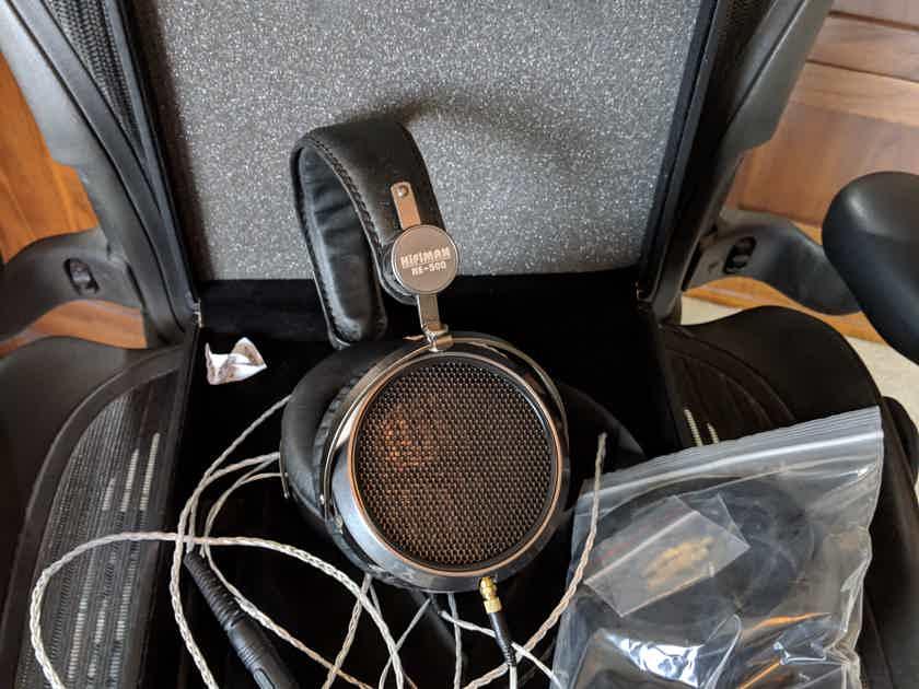 HiFi Man HE-500 Headphones