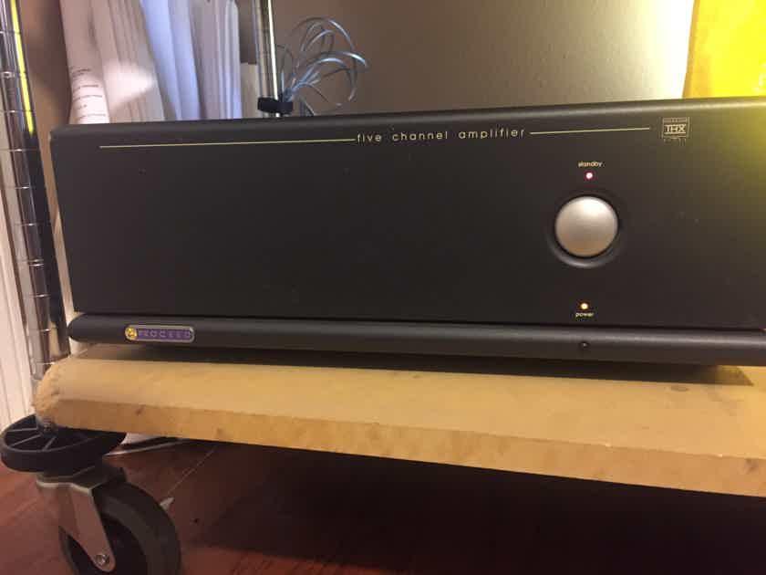 Proceed Amp 5 Multi Channel Amplifier