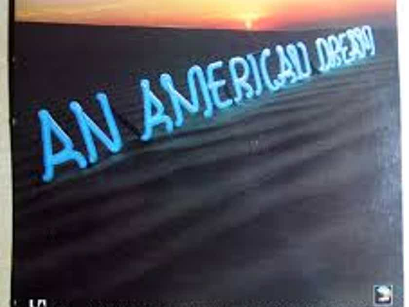 The Dirt Band - An American Dream NM- 1979 Vinyl LP United Artists Records UA-LA974-H