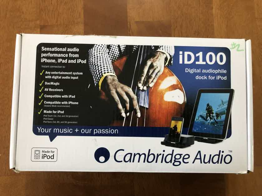 Cambridge Audio iD100 Digital Dock