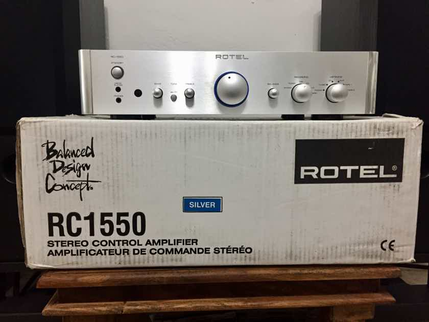 Rotel RC-1550