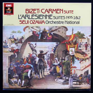 EMI LP  Bizet - Carmen Suite