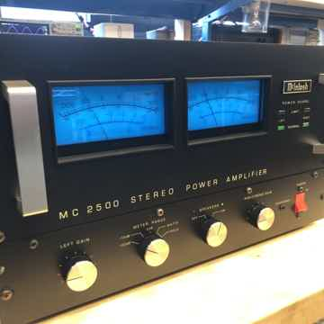 McIntosh MC-2500