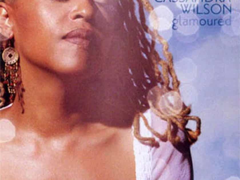Cassandra Wilson  Glamoured 180 gram vinyl 2 LPs