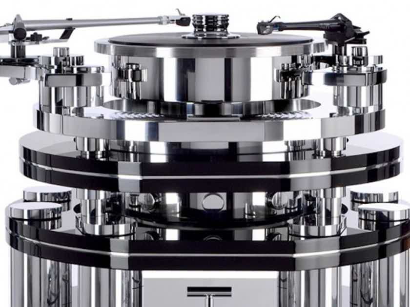 Transrotor Artus FMD - world's most expensive TT
