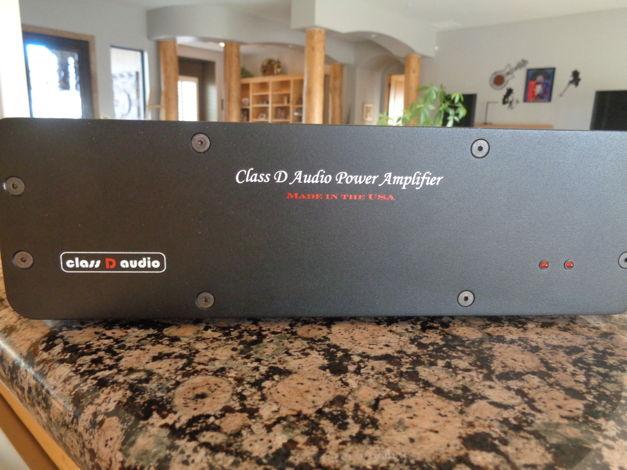 Class D Audio