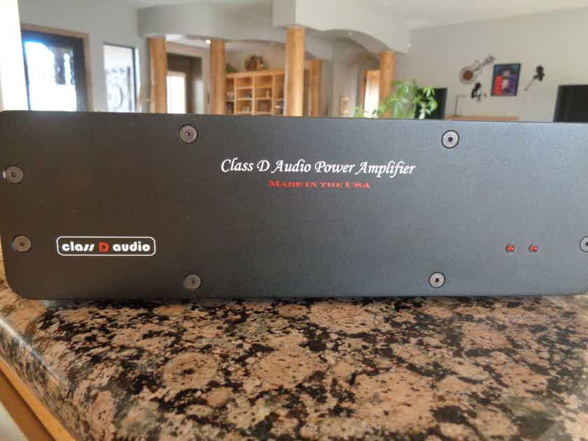 Class D Audio SDS-470 POWER AMPLIFIER