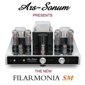 Ars-Sonum Filarmonia SM Class A EL34 Tube Integratred A...