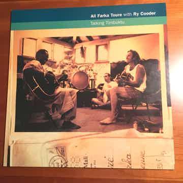 "Ali Farka Toure/Ry Cooder ""Talking Timbuktu"""