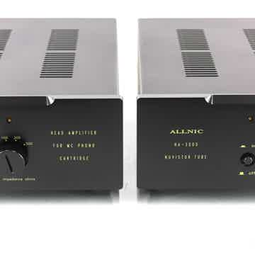 HA-3000 Nuvistor Tube MC Phono Head Amplifier