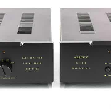 Allnic HA-3000 Nuvistor Tube MC Phono Head Amplifier