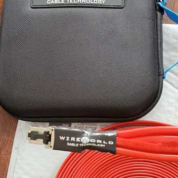 Wireworld starlight 8 twinax ethernet cable