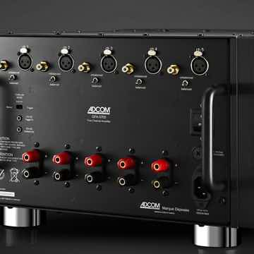 the latest CLASS A/B multichannel amplifier