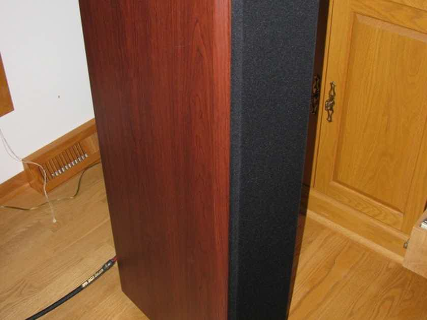 Bryston Model A2 Floor Standing speakers in Cherry