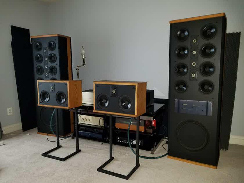 Polk Audio SDA-SRS Stereo Array Dimensional Reference System.