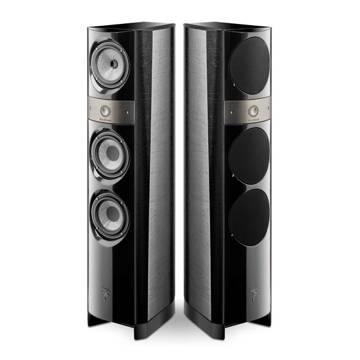 Focal Electra 1028 Be II Floor Speakers-Black (Pair)
