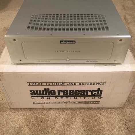 Audio Research DS225