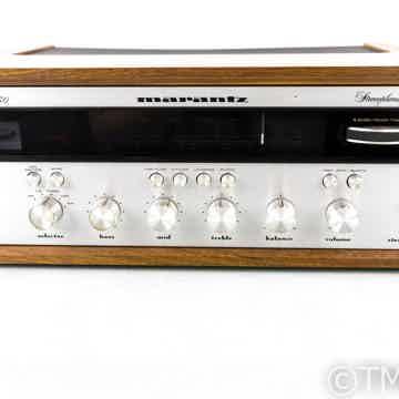 Marantz Model 2230 Vintage Receiver w/ Walnut Cabinet