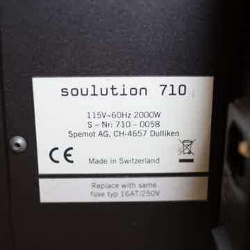 Soulution  710