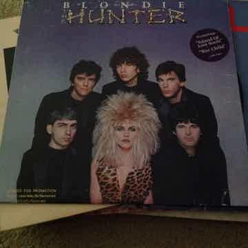 Blondie - The Hunter Chrysalis Records Vinyl LP NM
