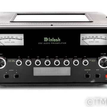 McIntosh C52 Stereo Preamplifier / DAC