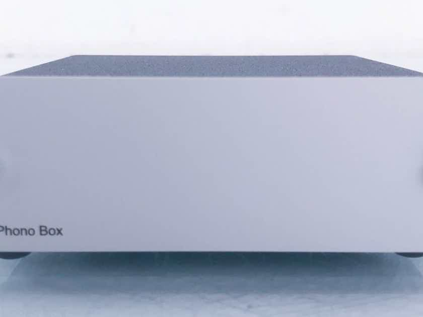 Pro-Ject Phono Box MM / MC Phono Preamplifier  (14894)