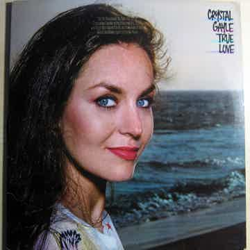 Crystal Gayle - True Love 1982 PROMO EX+ Vinyl LP Elekt...