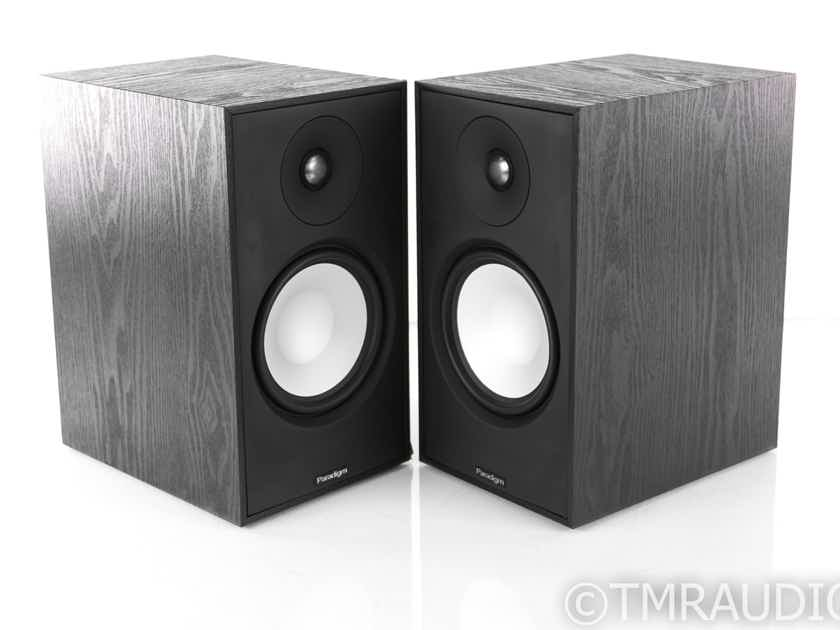 Paradigm Mini Monitor Series 7 Bookshelf Speakers; Black Pair (22335)