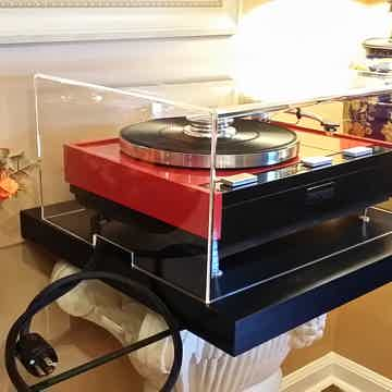 THORENS TD 125 MK II SME 3009 IMPROVED