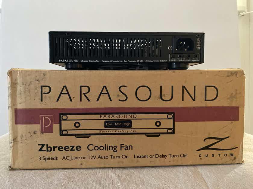 Parasound Zbreeze Cooling Fan