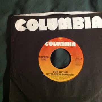 Bob Dylan - Gotta Serve Somebody/ Trouble In Mind Colum...