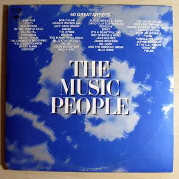 Various Rock Artists Compilation - The Music People - T...