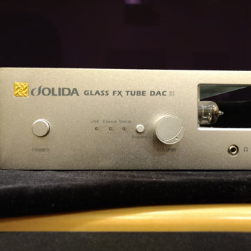 Glass FX Tube DAC III