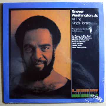 Grover Washington, Jr. - All The King's Horses - SEALED...