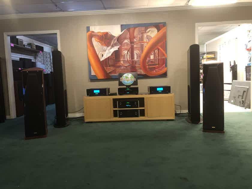Usher Audio CP-8571 II Dancer floor speakers w/ orig boxes