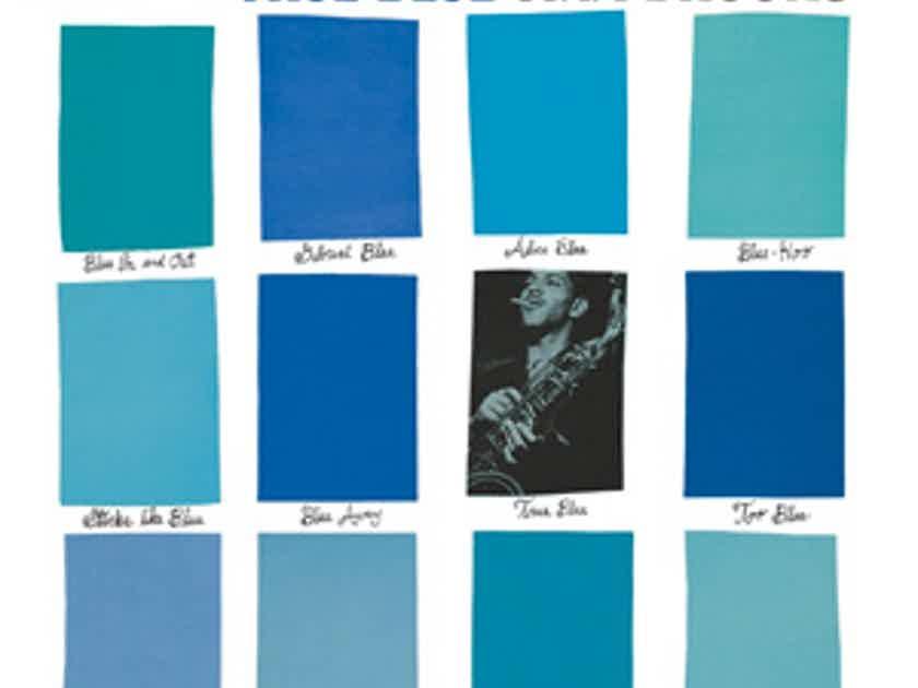 Tina Brooks - True Blue  - 45 rpm, 2 LPs, Limited Edition Music Matters, Ltd. Blue Note 180g LP