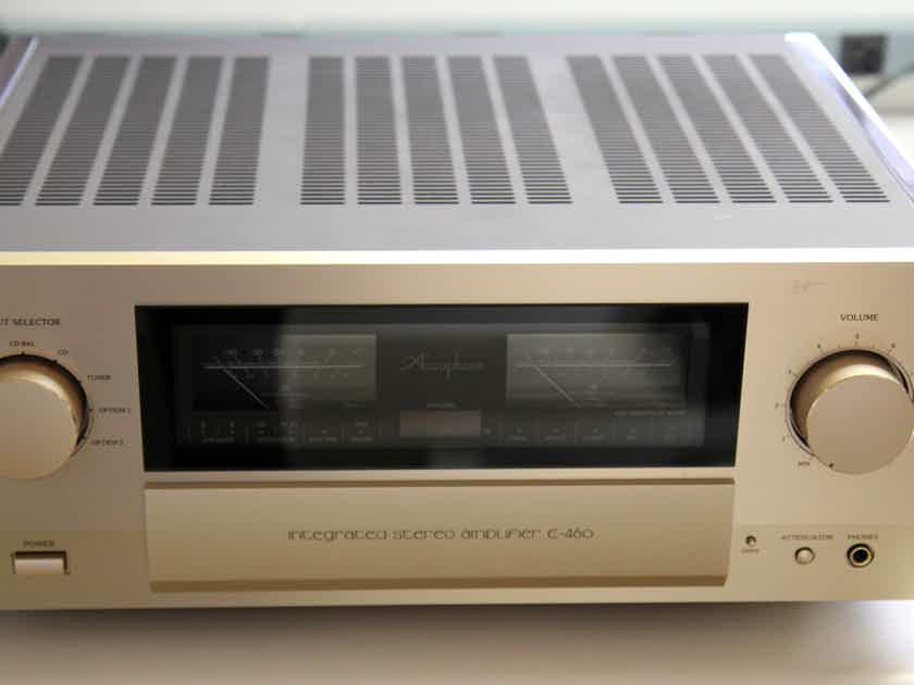 Accuphase E-460 integrated amp mint condition! PRICE ...
