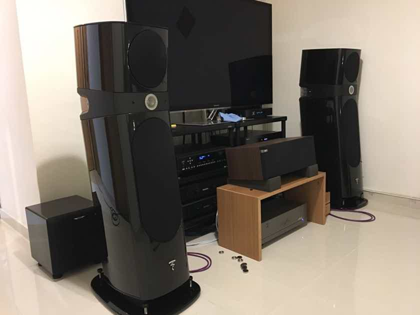 Focal Sopra N2 Black Gloss 1 Owner Excellent condition!!