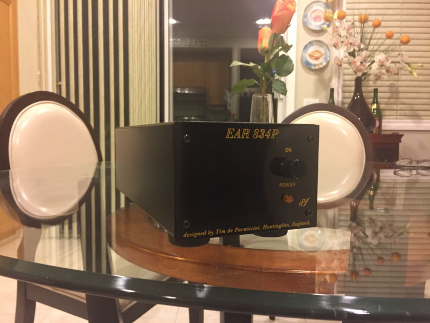 EAR 834P Phono Stage