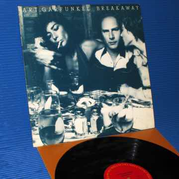"ART GARFUNKEL  - ""Breakaway"" - CBS 1975 TAS List 1st Pr..."